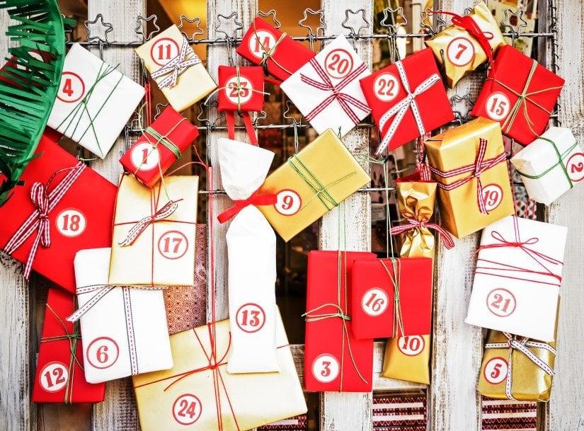 Pakkekalender til kæresten | Find gode kalendergaver til