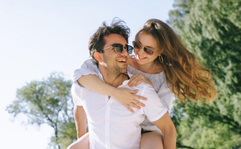 Par der nyder hinanden udenfor