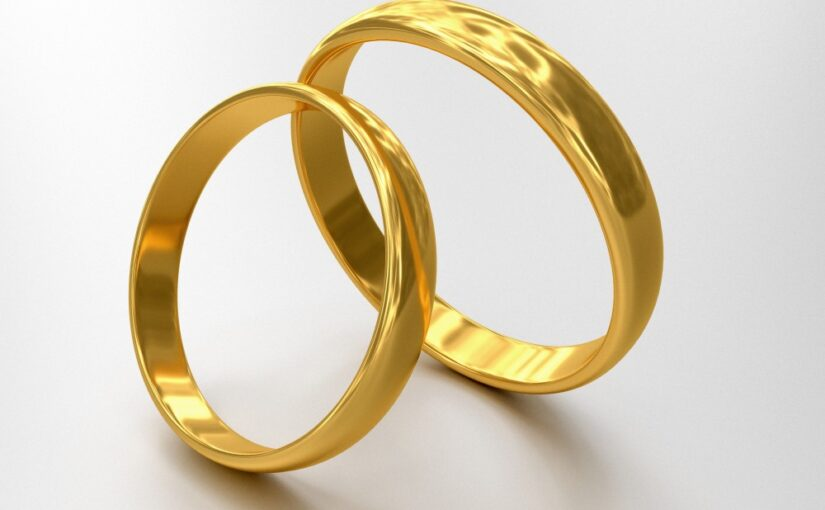 Giv din kæreste en flot ring af guld